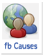 Facebook Causes Logo